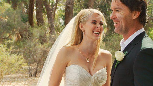 Celebrity Wedding – Malcolm Day & Bree Maddox